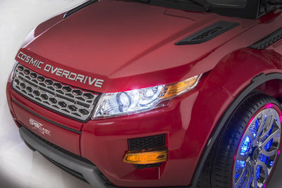 Luxurious Range Rover Ride-On Car by SPORTrax - Headlights