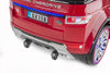 Luxurious Range Rover Ride-On Car by SPORTrax - Carry Wheels