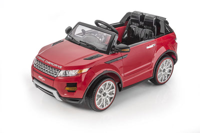 Luxurious Range Rover Ride-On Car by SPORTrax