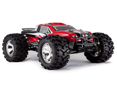 EARTHQUAKE 3.5 RC CAR  - FRONT VIEW