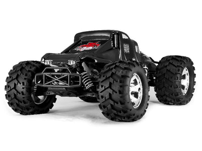 EARTHQUAKE 3.5 RC CAR 1/8 SCALE ULTRALITE NITRO MONSTER TRUCK BY REDCAT