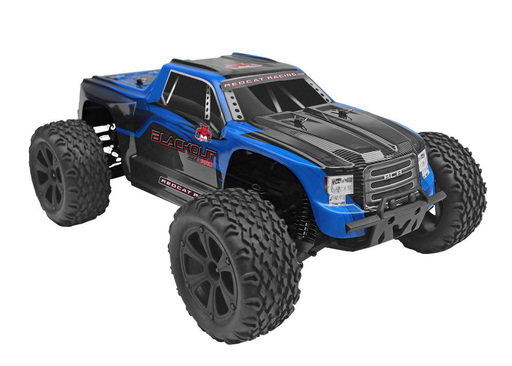 Blackout Xte Pro Rc Car Scale Brushless Electric Monster