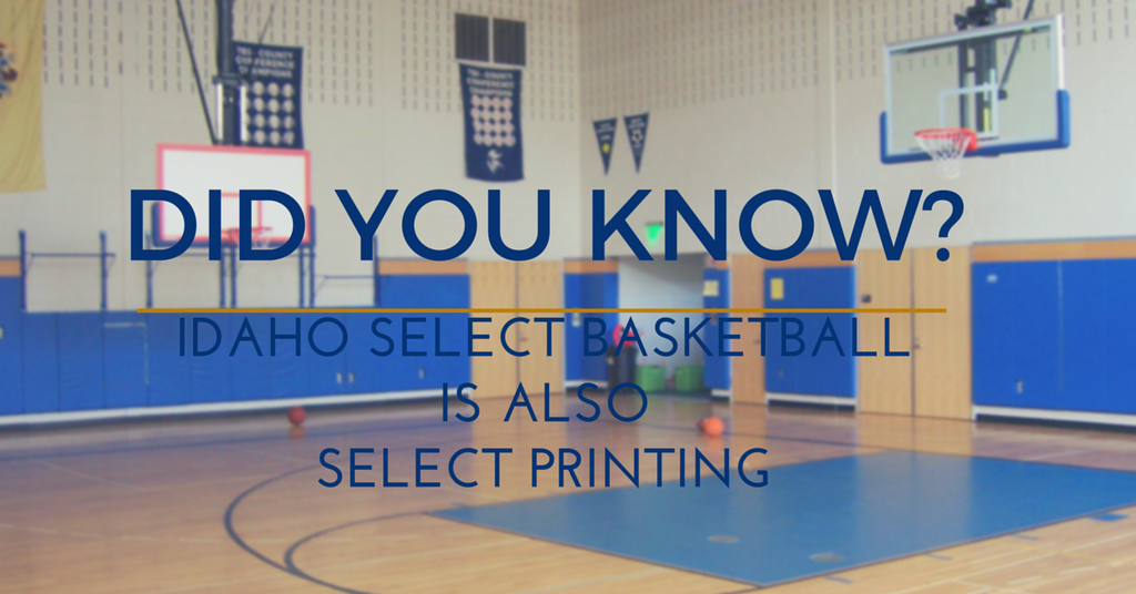 Who is Select Printing?