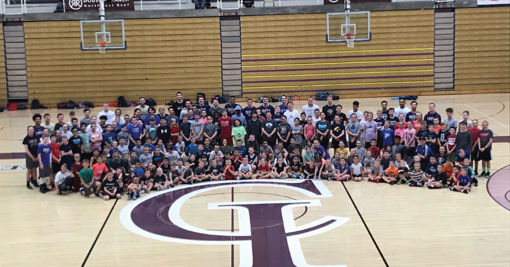 Youth Basketball Camp Uses Basketball To Give Back To Its Community