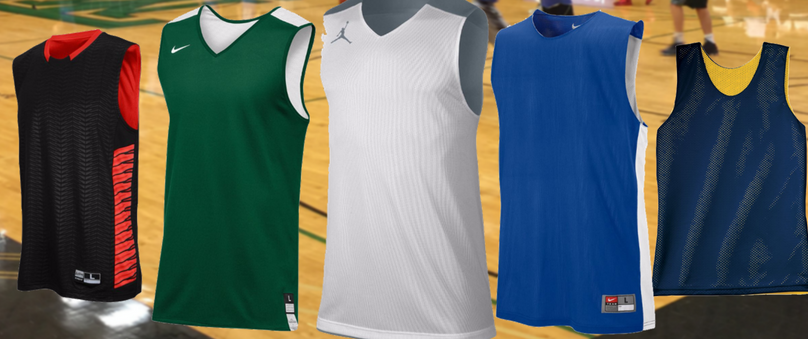 Five most popular Jordan reversible basketball jerseys (and others)