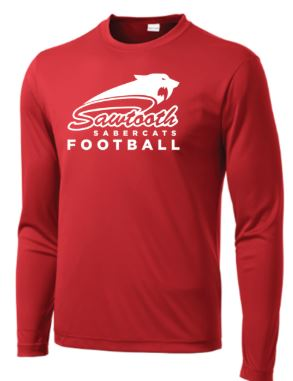 Sport-Tek® Long Sleeve PosiCharge® Competitor™ Tee - Adult and Youth sizes
