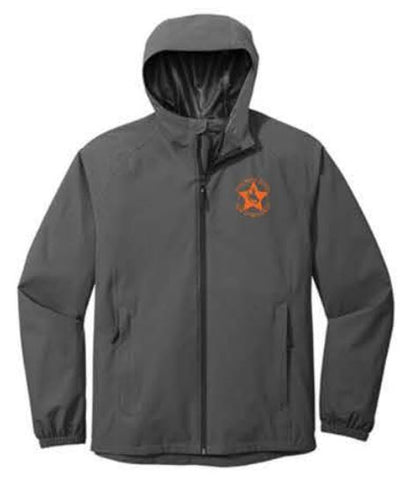 Port Authority ® Essential Rain Jacket Brand Logo