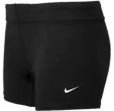"Nike Perf 3.75"" Game Shorts - Women's- BLACK"