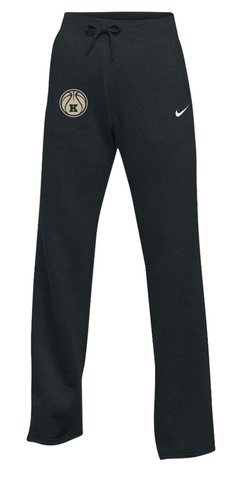 Nike Team Club Fleece Pants - Women's Black