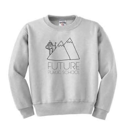JERZEES® - Youth NuBlend® Crewneck Sweatshirt