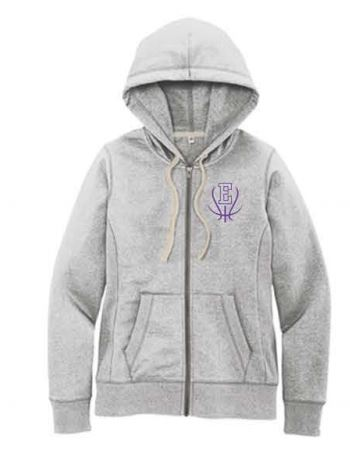 District® Women's Re-Fleece™ Full-Zip Hoodie