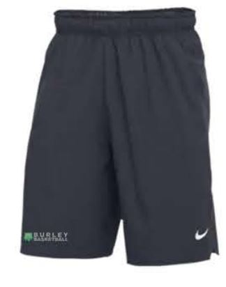 Nike Team Flex Woven Pocket 2.0 Shorts - Men's - Anthracite