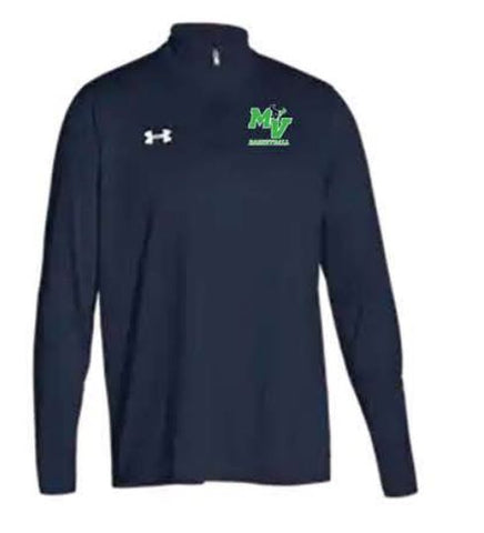 Under Armour Team Locker 1/4 Zip - Men's - Navy