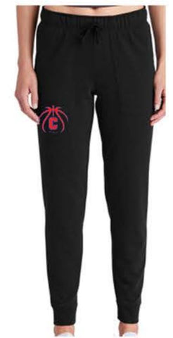 Sport-Tek ® Ladies PosiCharge ® Tri-Blend Wicking Fleece Jogger