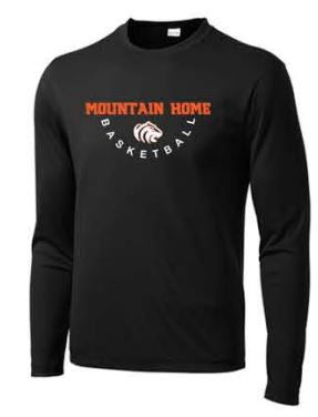 SHOOTING SHIRT - Sport-Tek® Long Sleeve PosiCharge® Competitor™ Tee