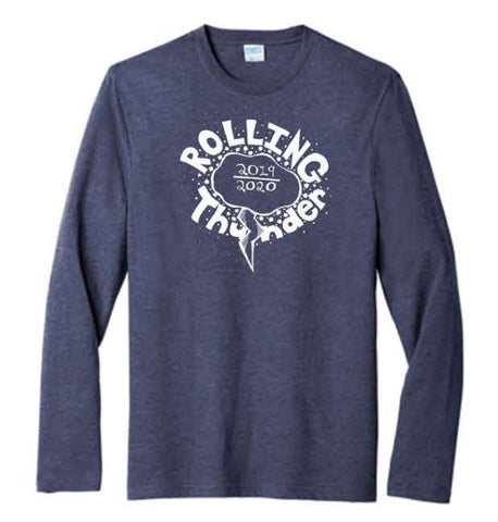 Port & Company ® Long Sleeve Fan Favorite ™ Blend Tee