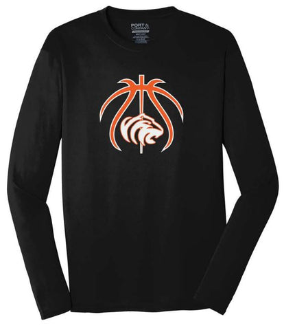 Port & Company® Long Sleeve Performance Tee **MANDATORY NAME**