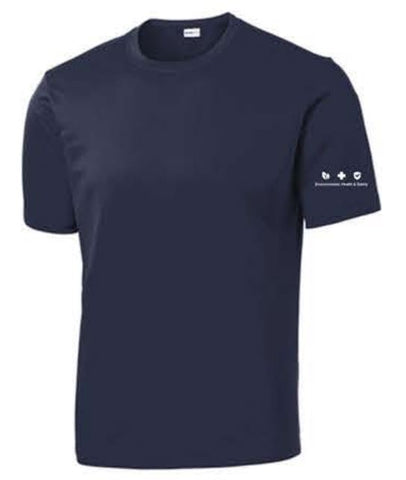 Sport-Tek® PosiCharge® Competitor™ Tee - Navy ** EMT PERSONNEL ONLY **