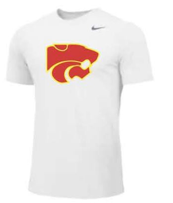 Nike Team Legend Short Sleeve Poly Top - Men's