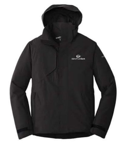 Eddie Bauer® WeatherEdge® Plus Insulated Jacket - Black ($100)