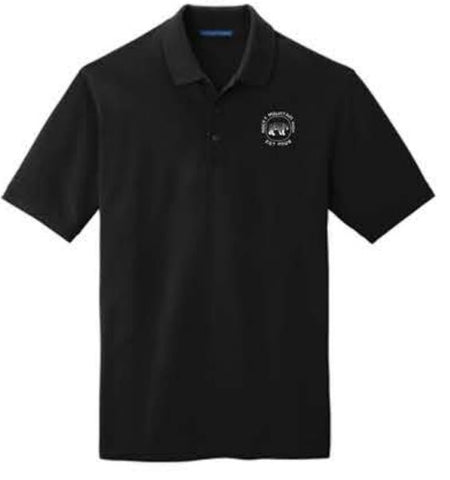 Port Authority® EZCotton™ Polo - Black