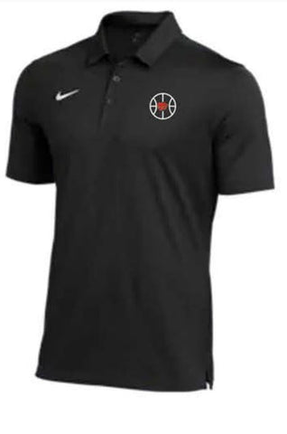 Nike Team Franchise Polo - Black
