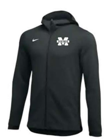 Nike Team Dry Showtime Full-Zip Hoodie - Men's