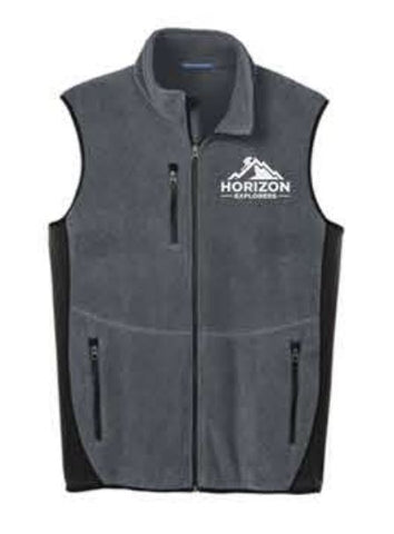 Port Authority® R-Tek® Pro Fleece Full-Zip Vest