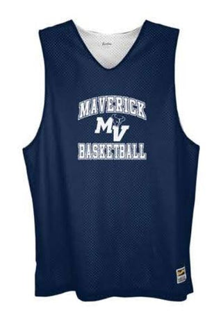 A4 Adult Performance Jump Reversible Basketball Jersey
