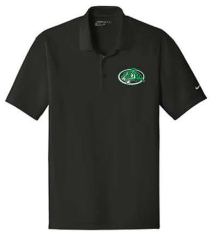 Nike Dri-FIT Classic Fit Players Polo with Flat Knit Collar