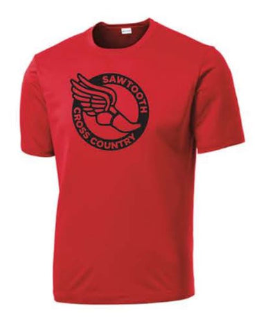 Sport-Tek® PosiCharge® Competitor™ Tee - True Red