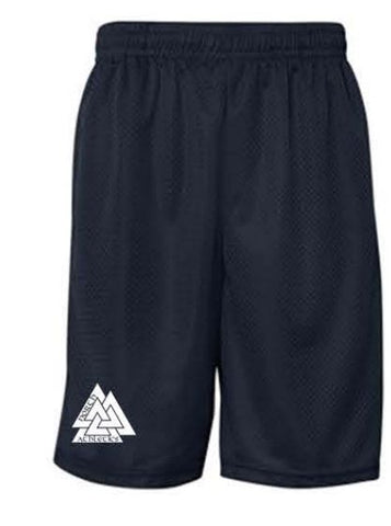 "Badger - Pro Mesh 9"" Shorts with Pockets"
