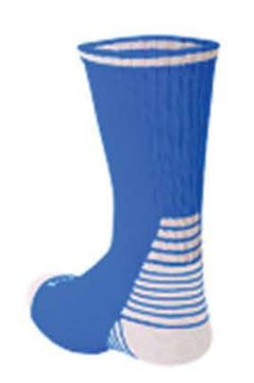 A4 Pro Team Socks - Royal/White