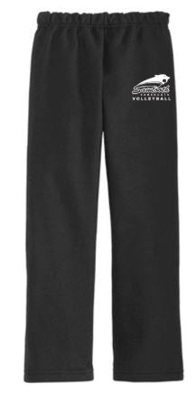 Gildan® Heavy Blend™ Open Bottom Sweatpant - Adult and Youth sizes