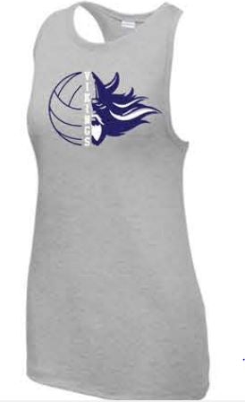 Sport-Tek ® Ladies PosiCharge ® Tri-Blend Wicking Tank