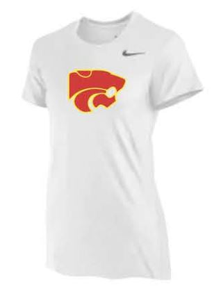 Nike Team Legend Short Sleeve T-Shirt - Women's