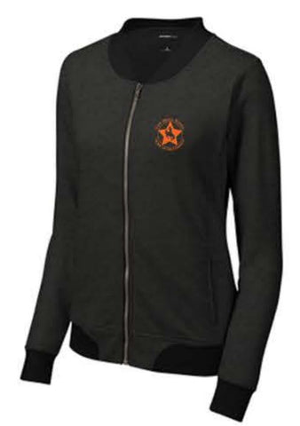 Sport-Tek® Ladies Lightweight French Terry Bomber
