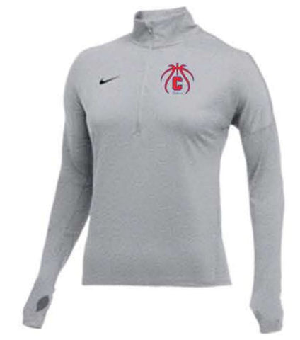 Nike Team Dry Element 1/2 Zip Top - Women's