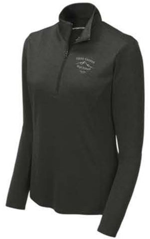 Sport-Tek ® Ladies Endeavor 1/4-Zip Pullover