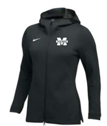 Nike Team Dry Showtime Full-Zip Hoodie - Women's