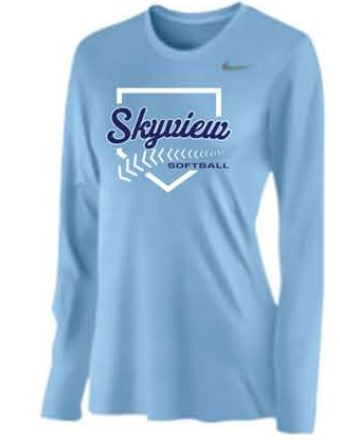 Nike Team Legend Long Sleeve T-Shirt - Women's