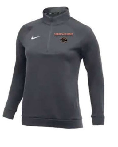 Nike Team Therma 1/4 Zip Top - Women's