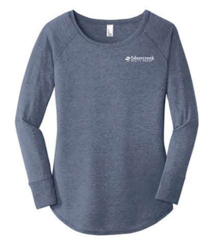 District ® Women's Perfect Tri ® Long Sleeve Tunic Tee