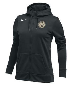 Nike Team Full-Zip Therma Hoodie - Women's