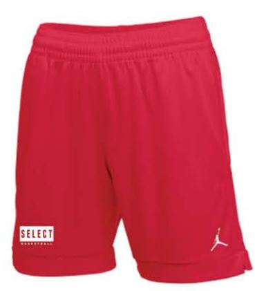 Jordan Team Shorts - Women's **MANDATORY FOR ALL NEW PLAYERS OR IF REPLACEMENT IS NEEDED**