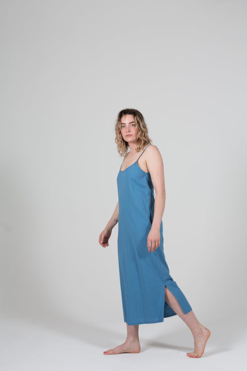 Hemp Slip Dress