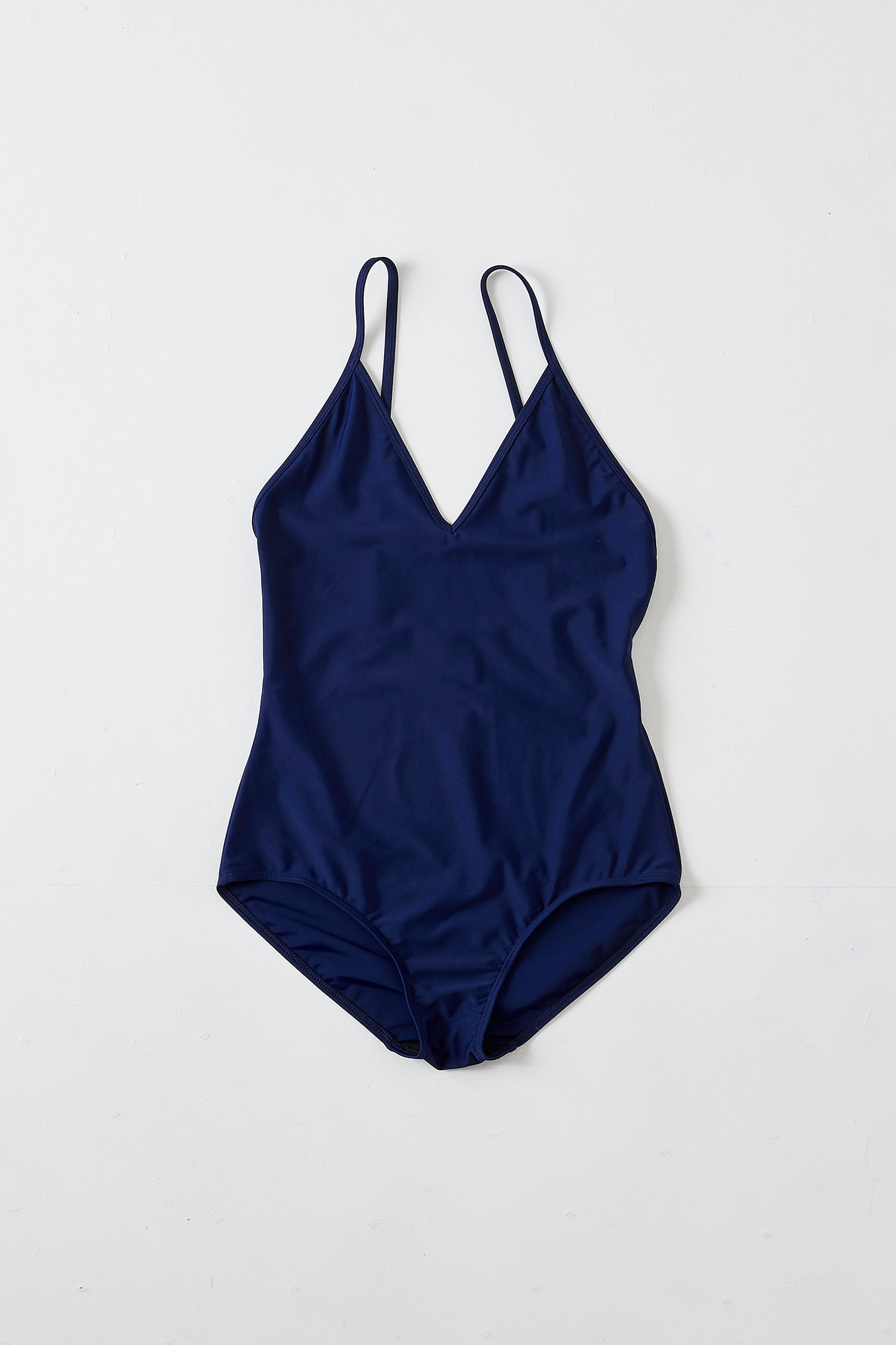 Eco Swim V-Front One Piece