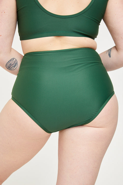 Eco Swim High Brief