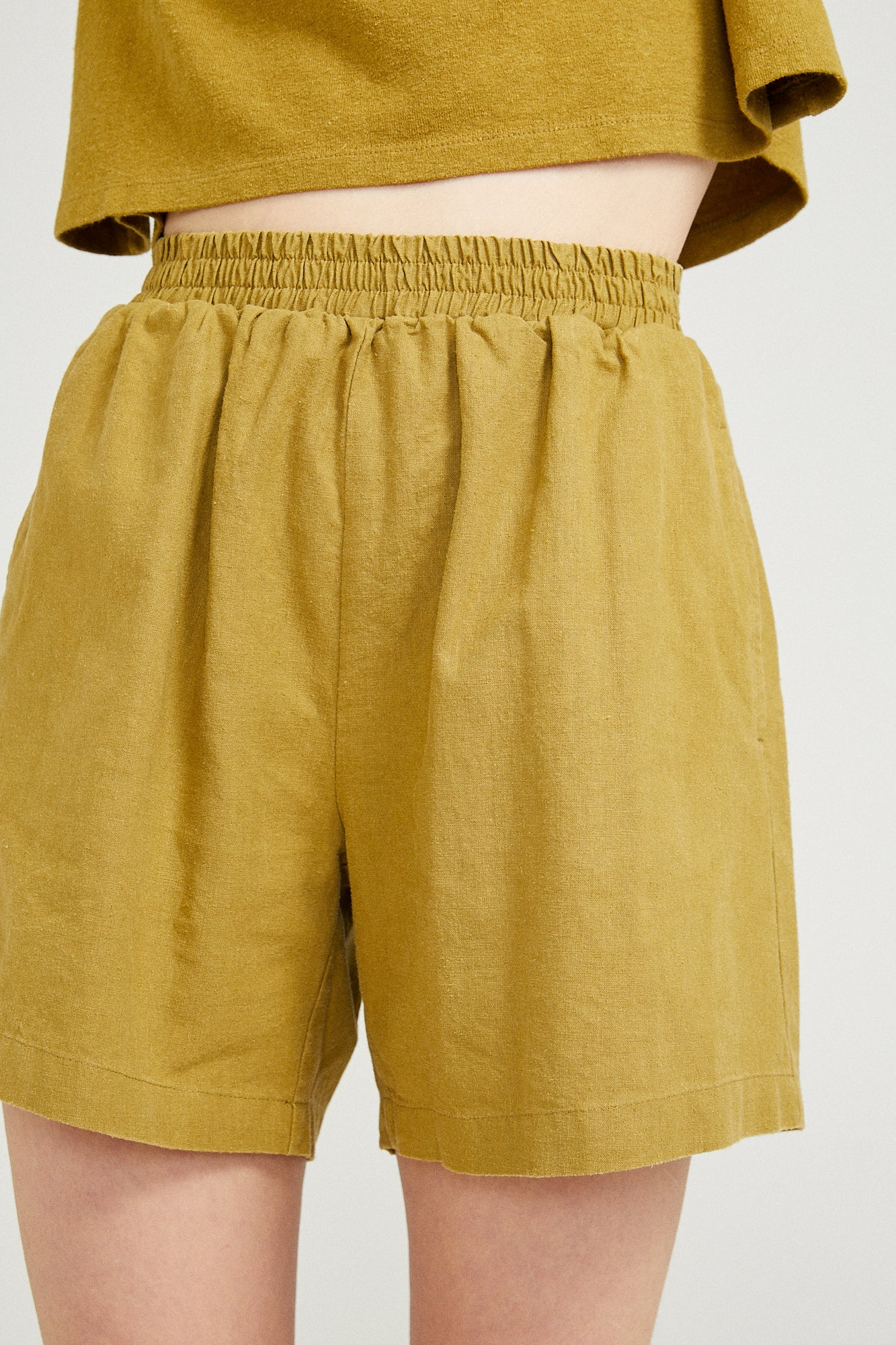 Hemp Summer Shorts