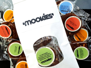 12 Mookies in a gift bag